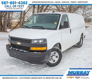 2018 Chevrolet Express 2500HD Cargo Van *Tow/Haul *Leather *Backup Cam Van