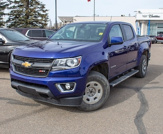 2017 Chevrolet Colorado LT 4x4 *Remote Start *Heated Seats Truck Crew Cab