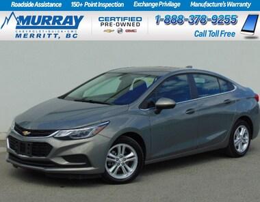 2018 Chevrolet Cruze LT * Warranty, FWD, Automatic * Sedan