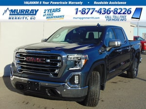 2019 GMC Sierra 1500 SLT * Sunroof, Remote Start, Navigation *