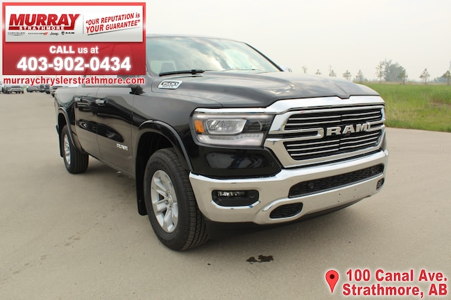 Check This 2019 Black Forest Green Pearl Coat Ram 1500 LARAMIE