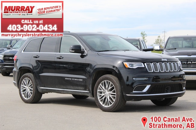 2018 Jeep Grand Cherokee SUMMIT *JUST REDUCED 25% OFF RETAIL !!!!! SUV