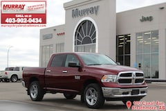 2017 Ram 1500 SLT *Low KM *One Owner *Clean Carfax Truck Crew Cab