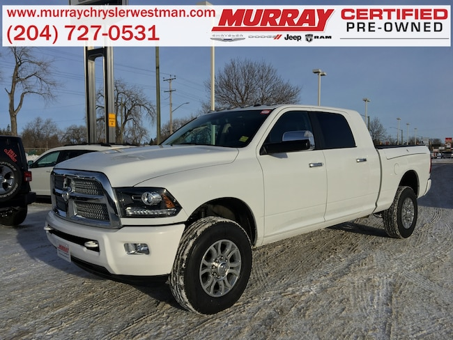 2015 Ram 2500 Crew Cab Limited 4WD Diesel *Nav* *Backup Cam* *Heat/Vent Leather* Truck Mega Cab