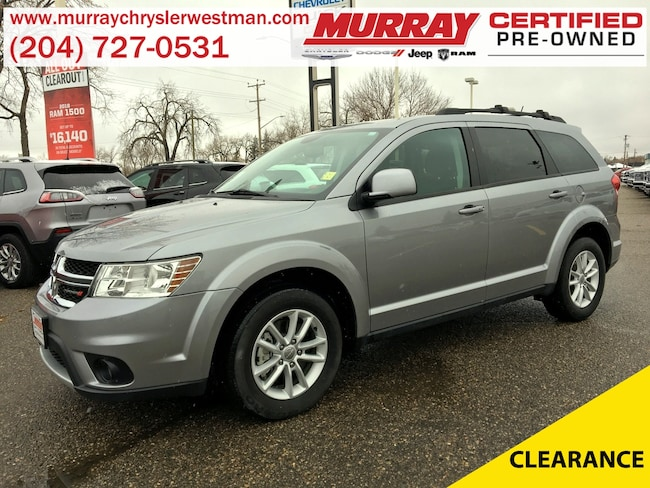 2017 Dodge Journey SXT AWD *Backup Camera* *Heated Cloth* SUV