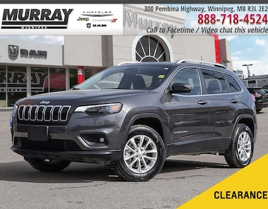 2019 Jeep Cherokee North *Pwr Drvr Seat/Bkp Cam/Keyless Entry* SUV