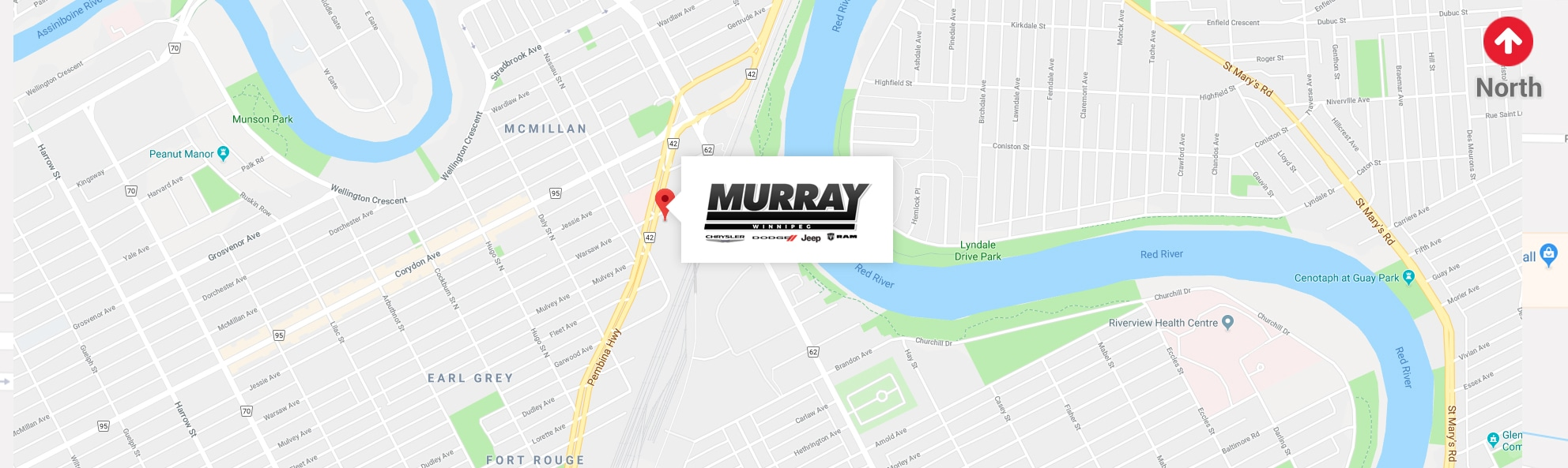 Murray GM Moosejaw