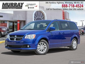 2019 Dodge Grand Caravan SXT *DVD/Rear A/C w/Heat/Stow 'n Go*