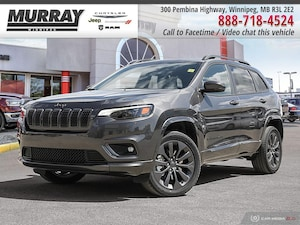 2019 Jeep New Cherokee Limited 4x4 *Sunroof/Nav/Remote Start*
