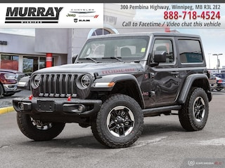 2019 Jeep All-New Wrangler Rubicon 4x4 * Nav | Htd Frt Seats | Remote Start | Rear Park Assist * SUV