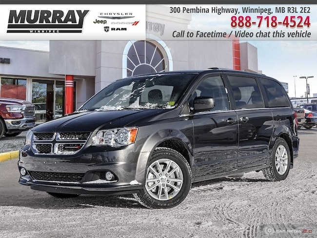 2019 Dodge Grand Caravan SE * TRAILER TOW GROUP | NAVIGATION SYSTEM | BACK-UP CAMERA Van Passenger Van