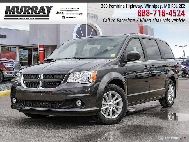 2019 Dodge Grand Caravan SE * DVD PLAYER | STOW N' GO | REAR A/C w/HEATER Van Passenger Van