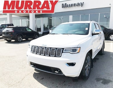 2018 Jeep Grand Cherokee Overland - BLUETOOTH | NAV | LEATHER | HEATED SEAT SUV