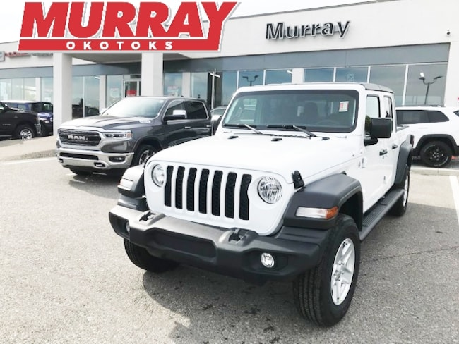2020 Jeep Gladiator Sport S - BLUETOOTH | OPEN AIR FREEDOM Truck