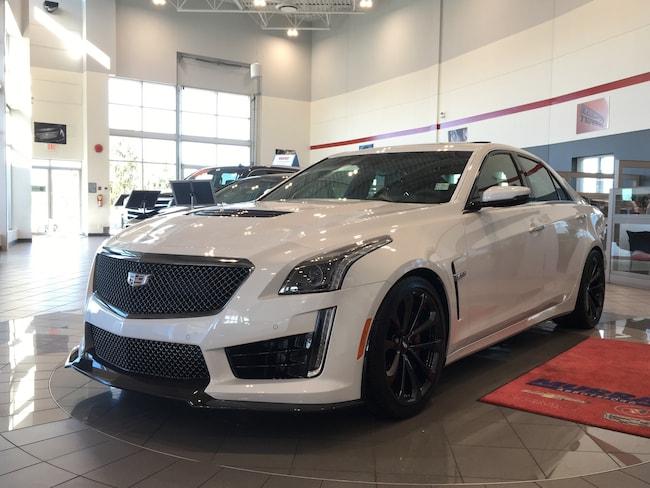 2019 CADILLAC CTS-V Base | Black Chrome grille Sedan
