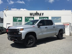2019 Chevrolet Silverado 1500 New Crew Cab 4x4 Custom Trail Boss / Short Box Truck Crew Cab