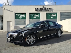 2018 CADILLAC CT6 3.6 | Ground Effects Package Sedan