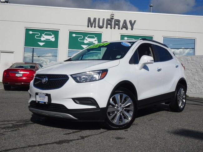 2018 Buick Encore Preferred FWD Rear vision camera SUV