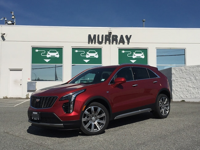 2019 CADILLAC XT4 Premium Luxury - AWD | Driver Awareness Package SUV