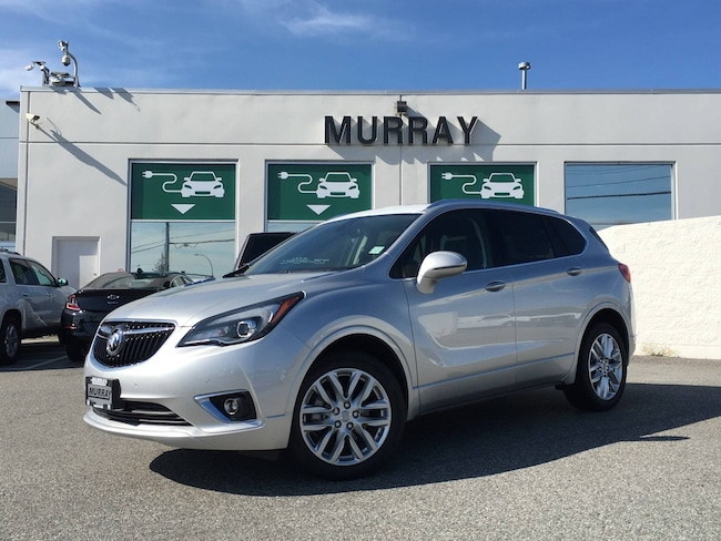 2019 Buick Envision Premium I   Heated Front and Second row seats SUV