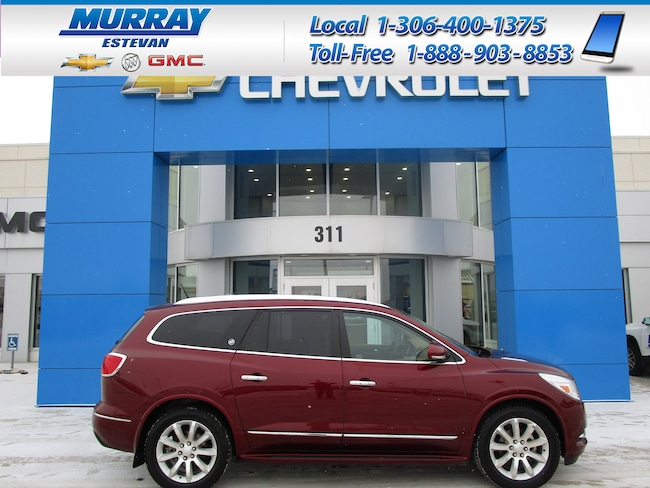 2016 Buick Enclave Premium! AWD! NAV! QUADS! HEATED+COOLED! 20 ALLOY SUV