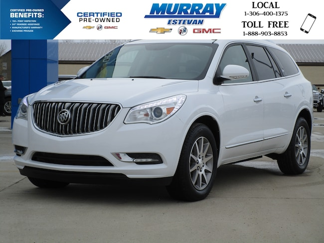 2017 Buick Enclave AWD / HEATED LEATHER / REMOTE START / BACK-UP CAM / NEW TIRES Wagon