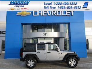 2014 Jeep Wrangler Unlimited Sport! 4X4! 2 TOPS! AUTO! FULL PR GROUP! SUV