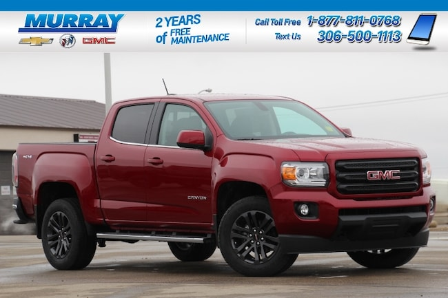 2019 GMC Canyon SLE Crew Cab 4WD*REMOTE START,HEATED SEATS,REAR CA Truck Crew Cab