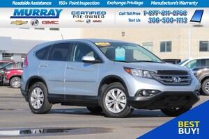 2014 Honda CR-V *Heated leather seats/Remote start/Sunroof*