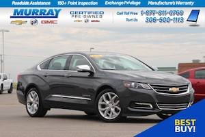 2019 Chevrolet Impala *Lane change alert/Rear cross traffic alert*