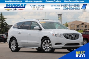 2017 Buick Enclave *Heated steering wheel/Heated & cooled seats*