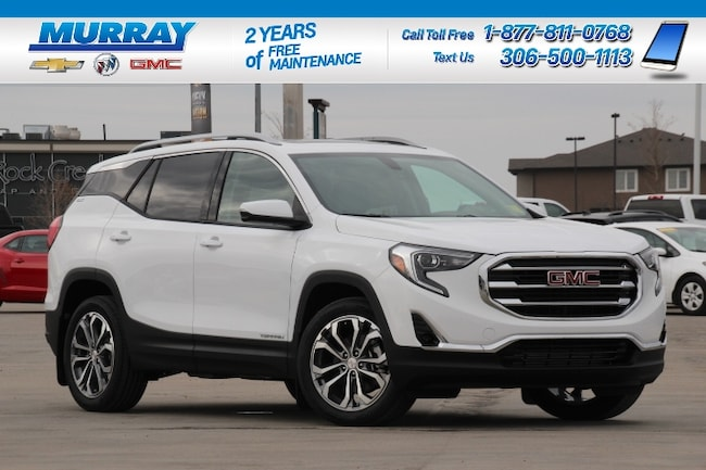 2019 GMC Terrain SLT AWD*DRIVER PKG,SUNROOF,POWER LIFTGATE* SUV