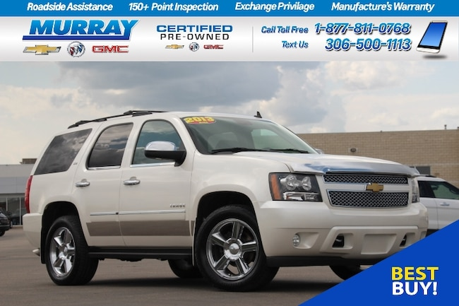 2013 Chevrolet Tahoe *Sunroof/NAV/Heated 2nd row* SUV