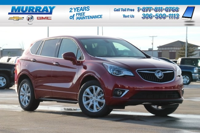 2019 Buick Envision Preferred AWD*REMOTE START,HEATED SEATS,PARK ASSIS SUV