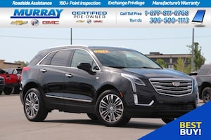 2017 CADILLAC XT5 *Heated/cooled seats/Moonroof*