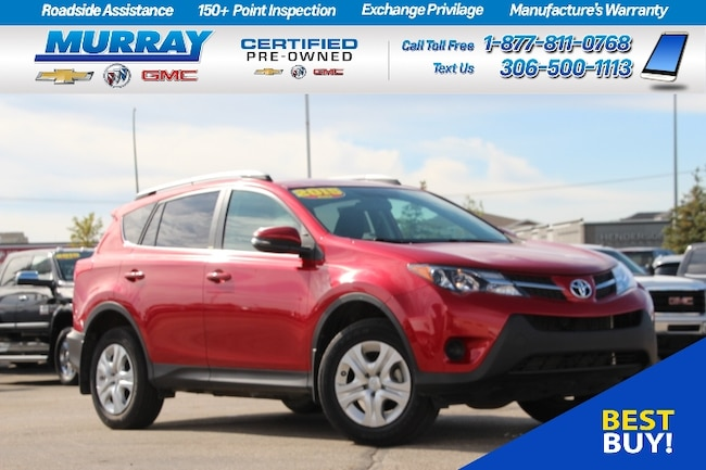 2015 Toyota RAV4 *Heated cloth seats* SUV