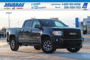 2019 GMC Canyon All Terrain 4WD*REMOTE START,HEATED SEATS,REAR ASS
