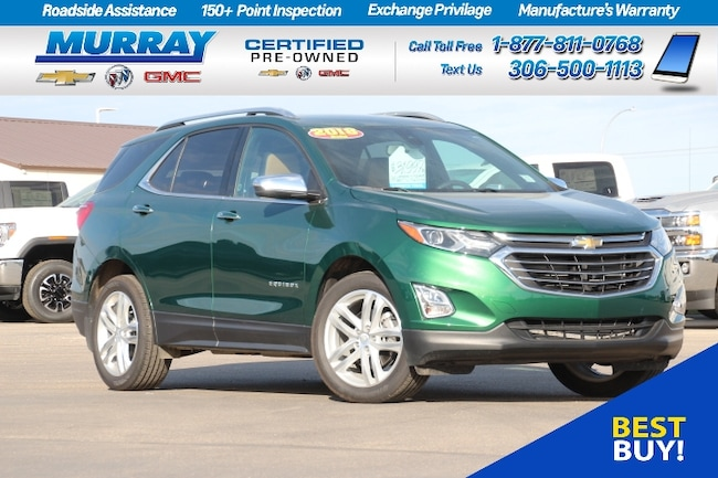 2018 Chevrolet Equinox *Heated and cooled seats/Push button start* SUV