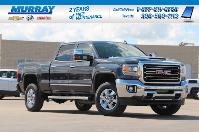 2019 GMC Sierra 3500HD *Heated and Cooled seats* Truck Crew Cab