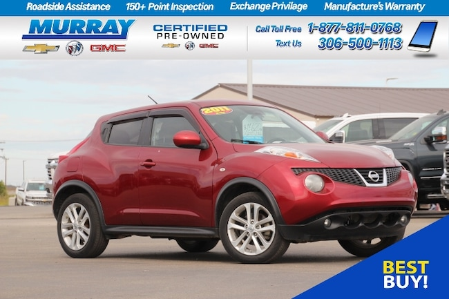 2011 Nissan Juke *Test drive today and enter for winter tires* SUV