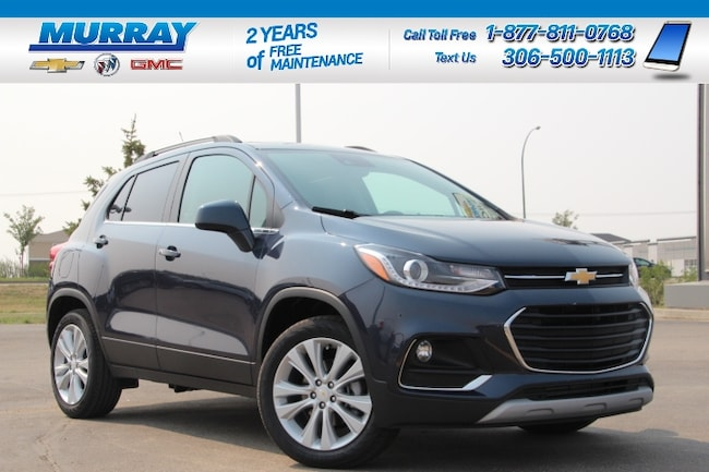 2019 Chevrolet Trax Premier AWD*REMOTE START,SUNROOF,HEATED SEATS* SUV