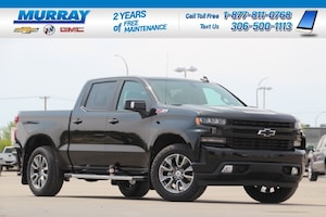 2019 Chevrolet Silverado 1500 *Cloth Heated Bench Seat*