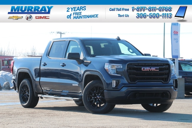 2019 GMC Sierra 1500 Elevation 4WD*SUNROOF,BED LINER,REAR CAMERA* Truck Crew Cab