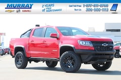 2019 Chevrolet Colorado ZR2 Crew Cab*HEATED MIRRORS,HEATED SEATS,REAR CAME Truck Crew Cab