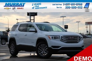 2019 GMC Acadia SLE2 AWD*REMOTE START,DRIVER ALERT PKG,HEATED SEAT