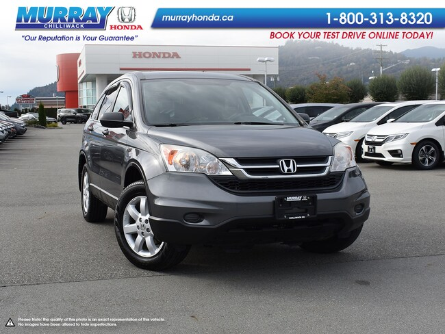 2011 Honda CR-V LX AWD *FLAT TOWABLE, KEYLESS ENTRY* SUV