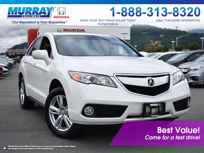 2015 Acura RDX TECH PKG *NAVIGATION, LEATHER, POWER TAILGATE* SUV