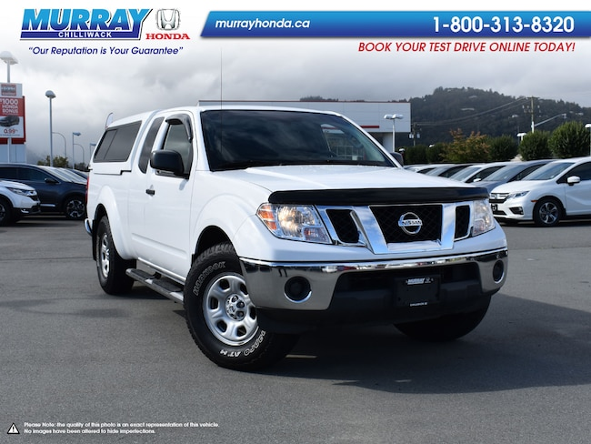 2012 Nissan Frontier S EXT CAB *CANOPY, NAVIGATION, BACK UP CAMERA* Truck