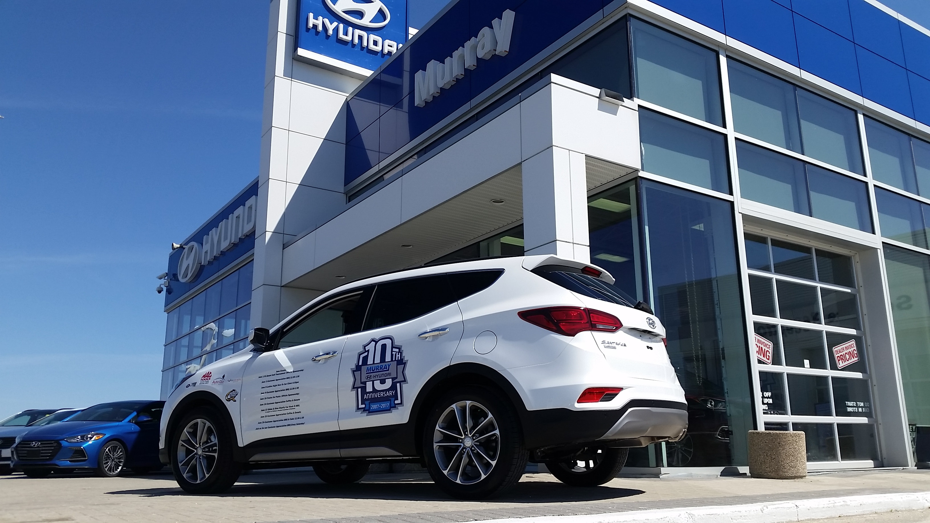 Murray Hyundai Winnipeg | New Hyundai dealership in Winnipeg, MB R3T 5V7