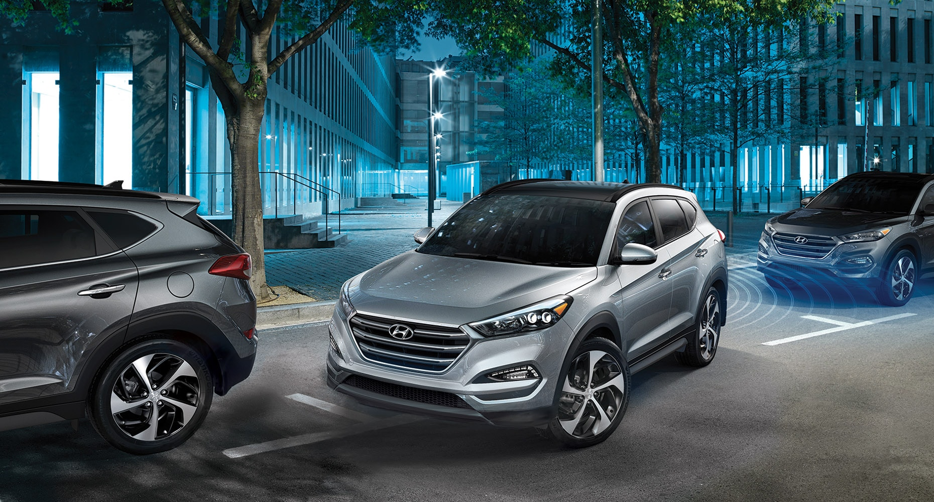 2018 Hyundai Tucson with Android Auto in Winnipeg, MB.